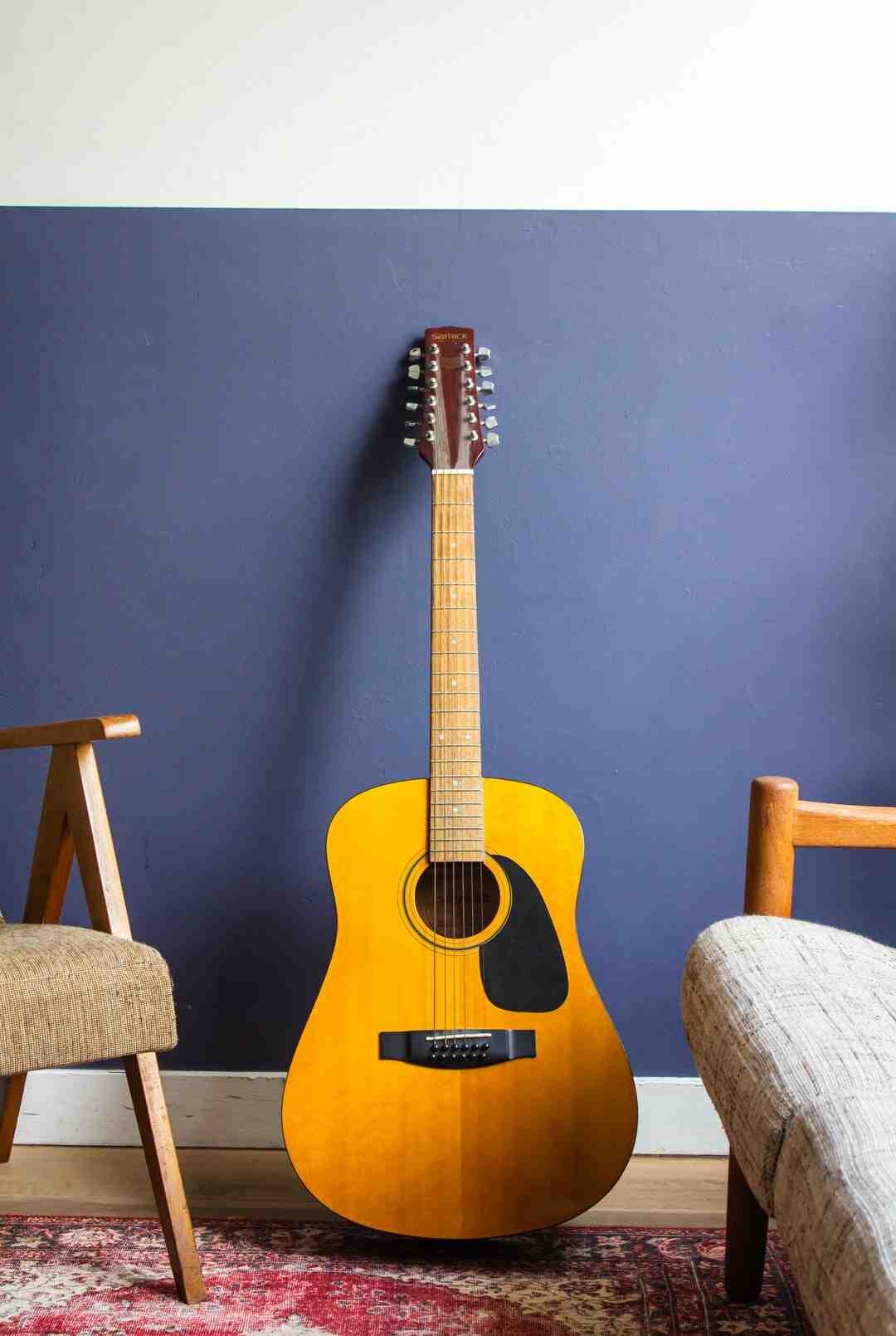 Comment accorder une guitare