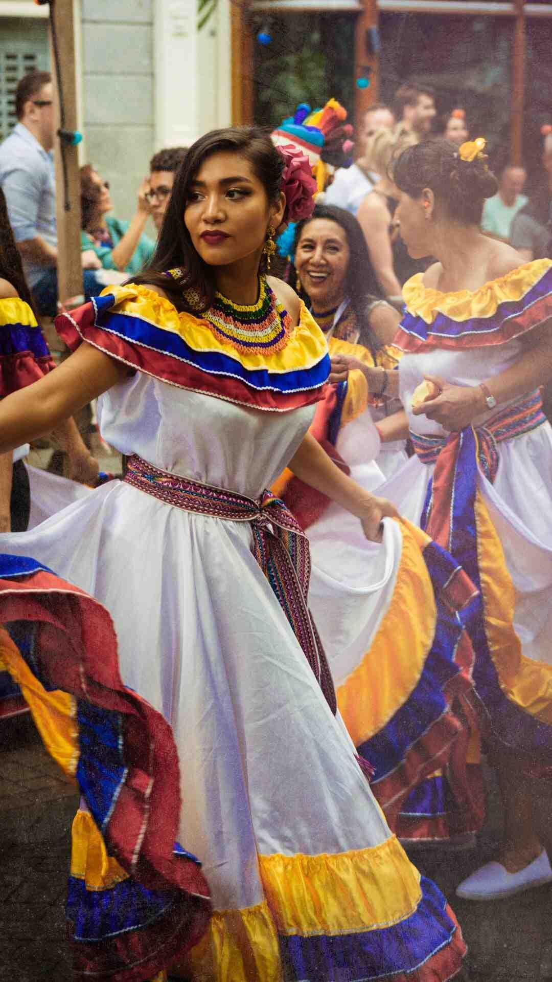 Quel pays danse la rumba ?