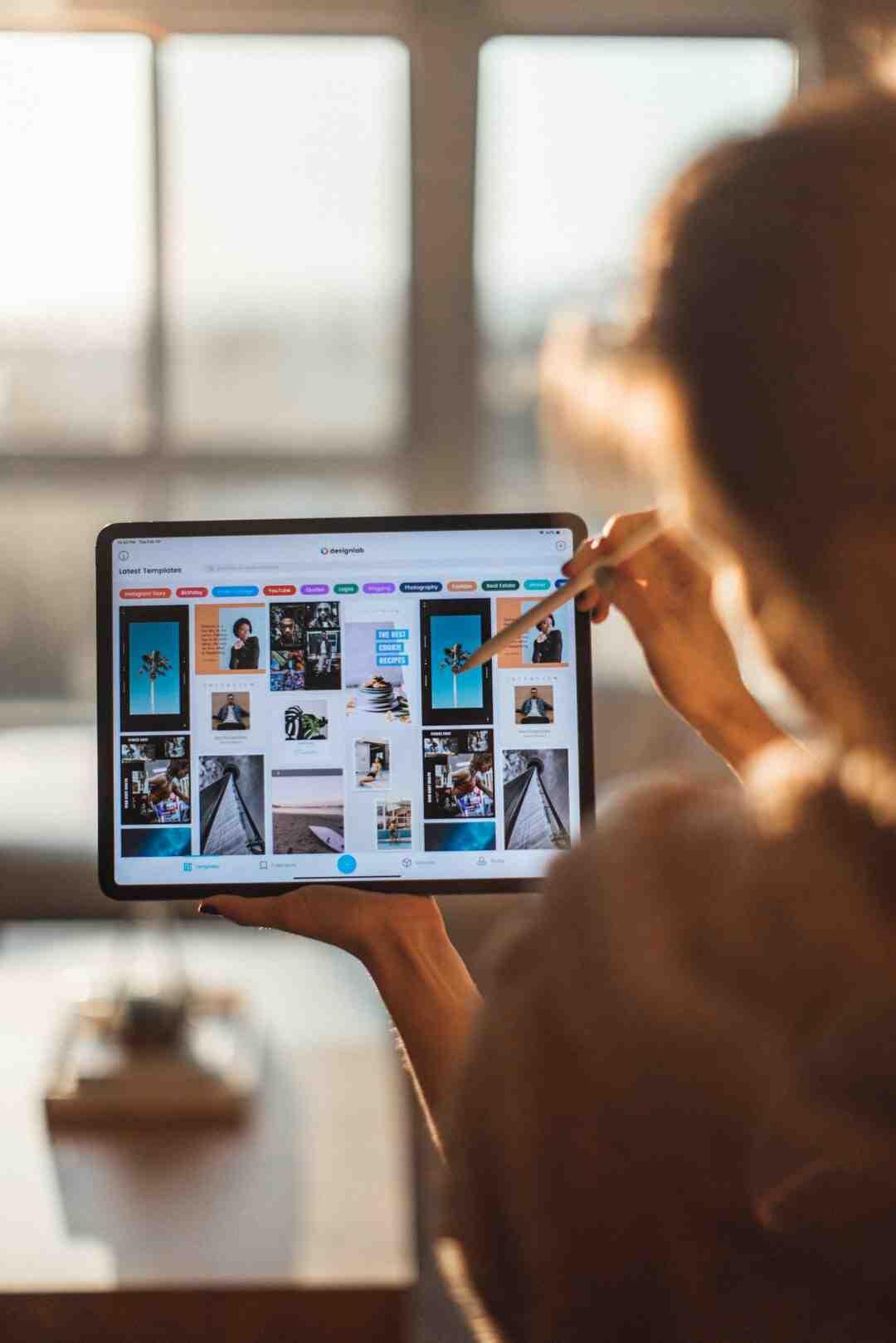 Comment mettre internet sur l'iPad ?
